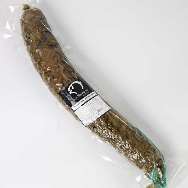 salchichón iberico