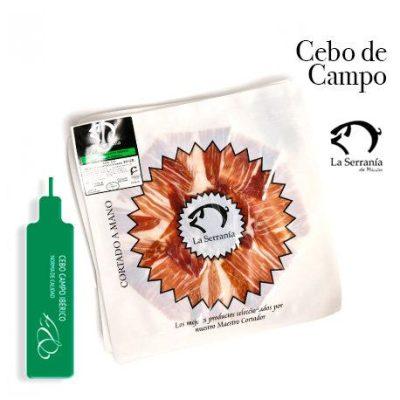 Jamón Cebo de Campo loncheado