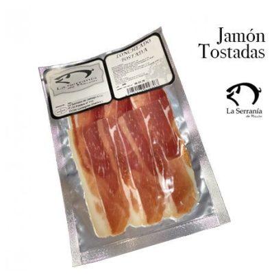 Jamón Tostadas Loncheado 50gr