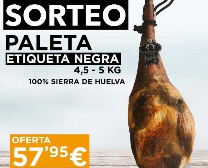 SORTEO PALETA