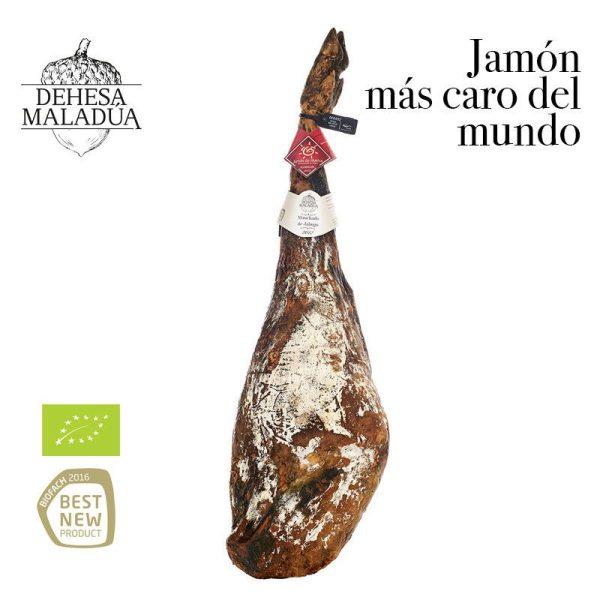 jamón más caro del mundo