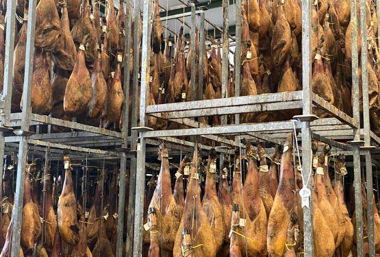secadero de jamones Huelva