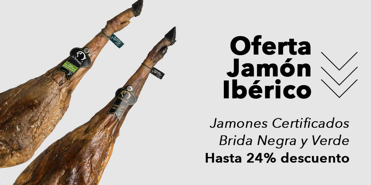 jamón ibérico huelva